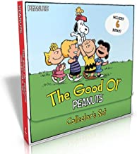 The Good Ol' Peanuts Collector's Set: Lose the Blanket, Linus!; Snoopy and Woodstock's Great Adventure; Snoopy for President!; Snoopy Takes Off!; Go ... Brown!; Kick the Football, Charlie Brown!