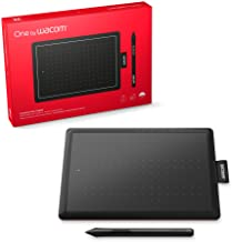 Wacom CTL472 Tableta One by Chica, Color, Pack of/Paquete de