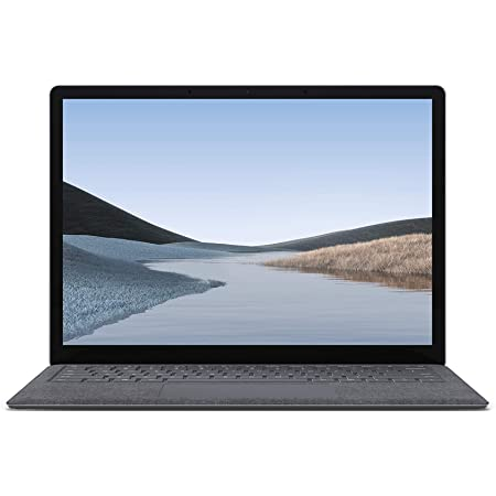 "Microsoft Surface Laptop 3 - Ordenador portátil de 13.5"" táctil (Intel Core i5-1035G7, 8GB RAM, 256GB SSD, Intel Graphics, Windows 10) Plata - Teclado QWERTY Español"