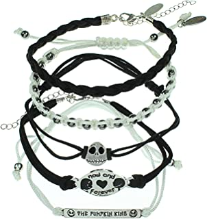 Disney The Nightmare Before Christmas Simply Meant To Be 5 pc. Bracelet Set
