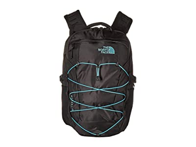 The North Face Borealis (TNF Black/Storm Blue) Backpack Bags