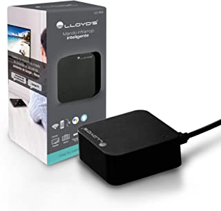 Mando Infrarrojo Inteligente Universal WiFi Controla Diversos Dispositivos de Control Remoto Simultáneamente con tu Smartp...