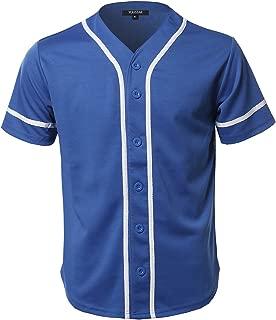royal blue camo baseball jersey