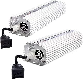 QUANTUM 1000 Watt & 600W Digital Dimmable Ballasts for Hydroponics Grow Lights