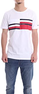 Tommy Hilfiger Men's ABSTRACT STRIPE T-Shirt