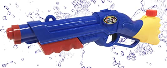 Hunson Shock Wave Extreme Super Soak Blaster - Water Combat Toy (Colors Vary)