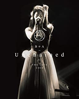 BoA THE LIVE 2018 ~Unchained~(Blu-ray Disc)(スマプラ対応)(初回盤)