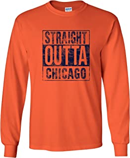 Straight Outta Hometown Pride Long Sleeve T-Shirt
