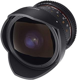 Samyang SY83VC Obiettivo per Video, Nero