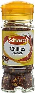 Schwartz Crushed Chillies, 29g
