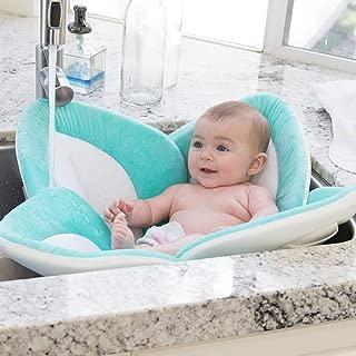 Blooming Bath Lotus – Baby Bath (Seafoam/White/Gray)