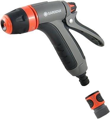 Gardena 34117-RT Metal Rear Trigger 2 in 1 Spray Nozzle