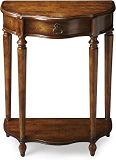 WINTER PALACE CONSOLE TABLE - HALLWAY TABLE - DARK TOFFEE