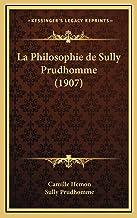 La Philosophie de Sully Prudhomme (1907)