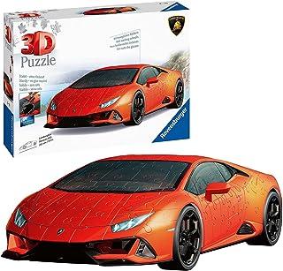 Ravensburger 3D Puzzle Lamborghini Huracán EVO 11238 - Das berühmte Fahrzeug als 3D Puzzle Auto: Erleben Sie Puzzeln in de...