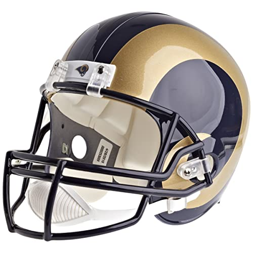915fdb8a LA Rams Helmet: Amazon.com