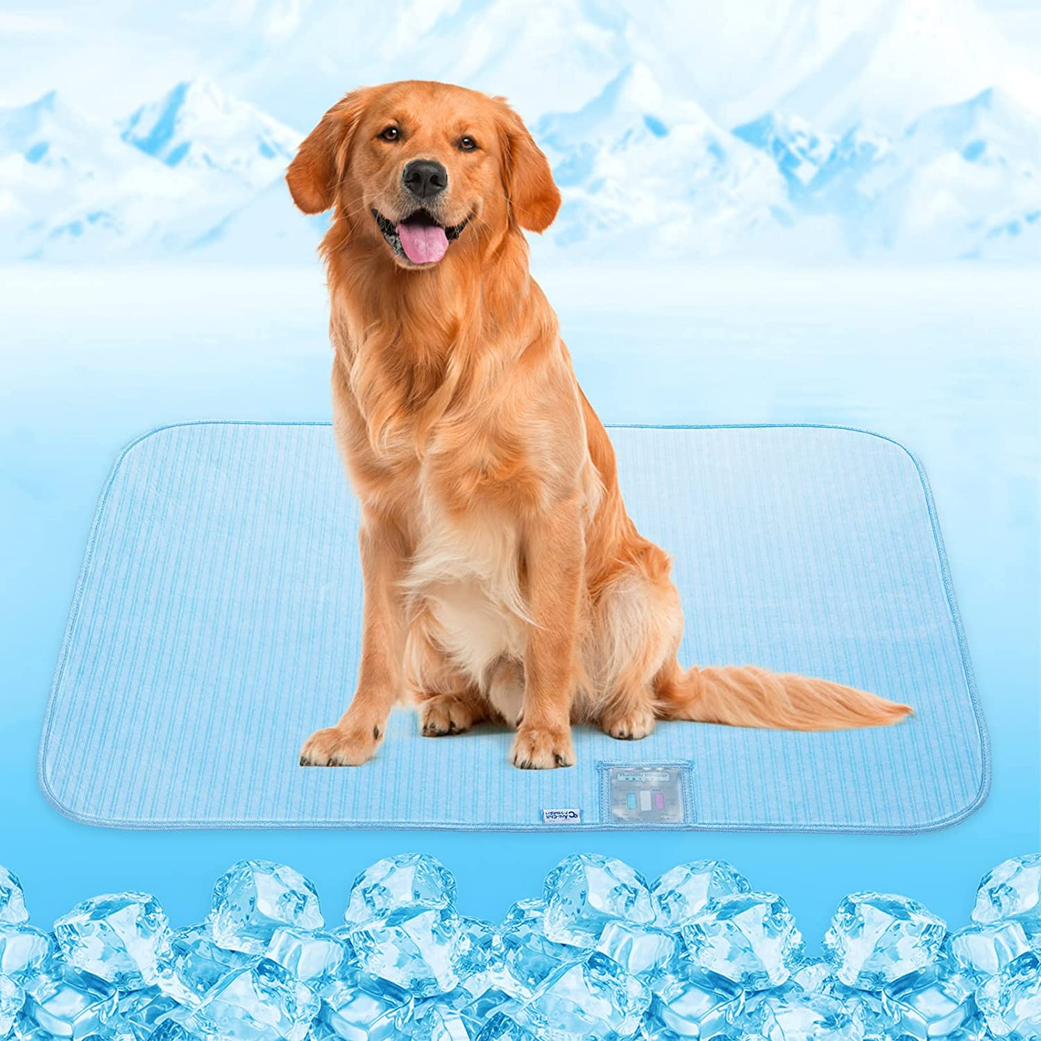 Dog Cooling Mat Direct stock sold out discount Rywell Self Dogs Pads for Large Arc-Ch