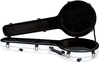 Superior CF-1530W Deluxe Fiberglass 5 String Resonator Banjo Case