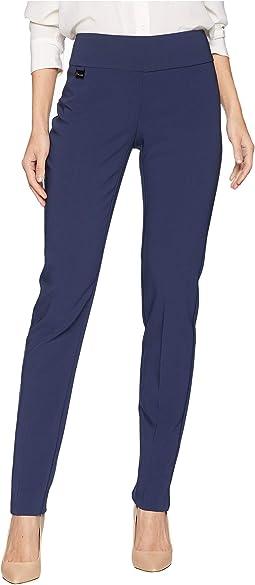 Victoria Stretch Crepe Slim Pants