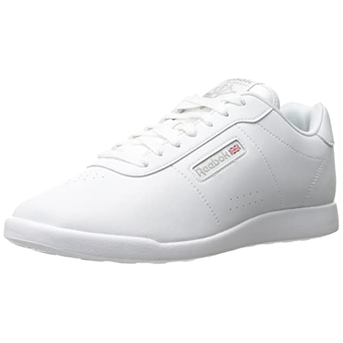 b8eaaa923a291 Women's White Wide Width Leather Sneakers: Amazon.com