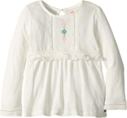 Roxy Kids The Only Light Blouse (Toddler/Little Kids/Big Kids)