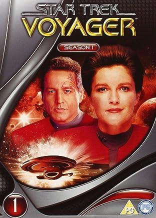 Star Trek Voyager - Season 1 (Slimline Edition) [DVD] by Kate Mulgrew