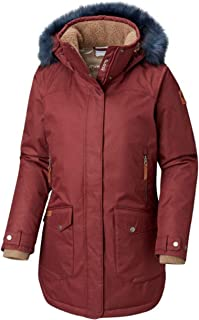 Columbia Women's Barlow Pass 550 TurboDown II Down Insulated Hooded Winter Jacket