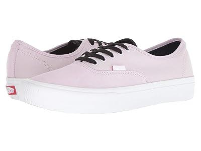 Vans Authentictm Pro ((Velvet) Lavender) Skate Shoes