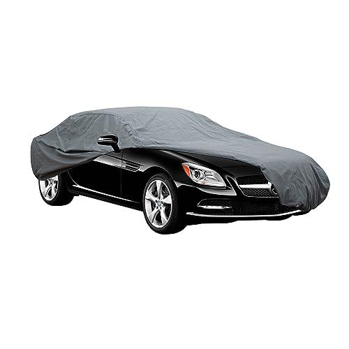 Cover+ Funda Exterior Premium para BMW Z3 Coupe ET Roadster, Impermeable, Doble Capa sintética