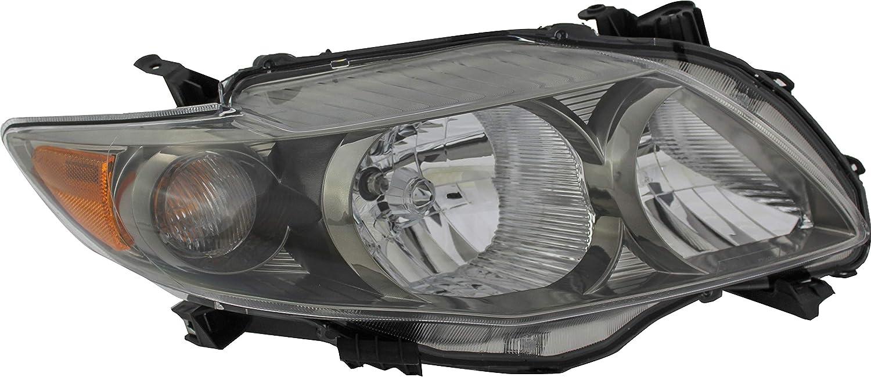 JP 希望者のみラッピング無料 Auto Headlight 出荷 Compatible With Toyota Model Xrs S Corolla 200