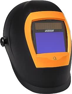 Jackson Safety BH3 Auto Darkening Welding Helmet with Balder Technology (46157), Black, 1 / Case