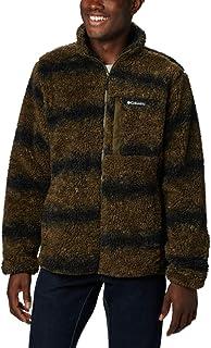 Columbia mens Winter Pass™ Print Fleece Full Zip