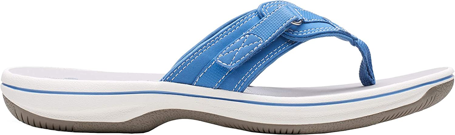 Clarks Dealing full price reduction Womens Breeze Sea Flip High quality new Flop H Sandal