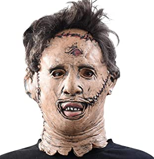 Xcoser Horrible Pig Leatherface Mask for Masquerade Halloween Christmas Party