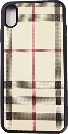 sale retailer 2c8f5 2a0ad Amazon.com: burberry iphone xr case: Cell Phones & Accessories