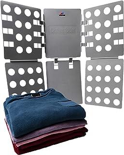 comprar comparacion KOARBI Doblador de Ropa Adulto e Infantil. Doblador de Camisetas. Tabla para Doblar Ropa, Camisas, Pantalones. Resistente,...