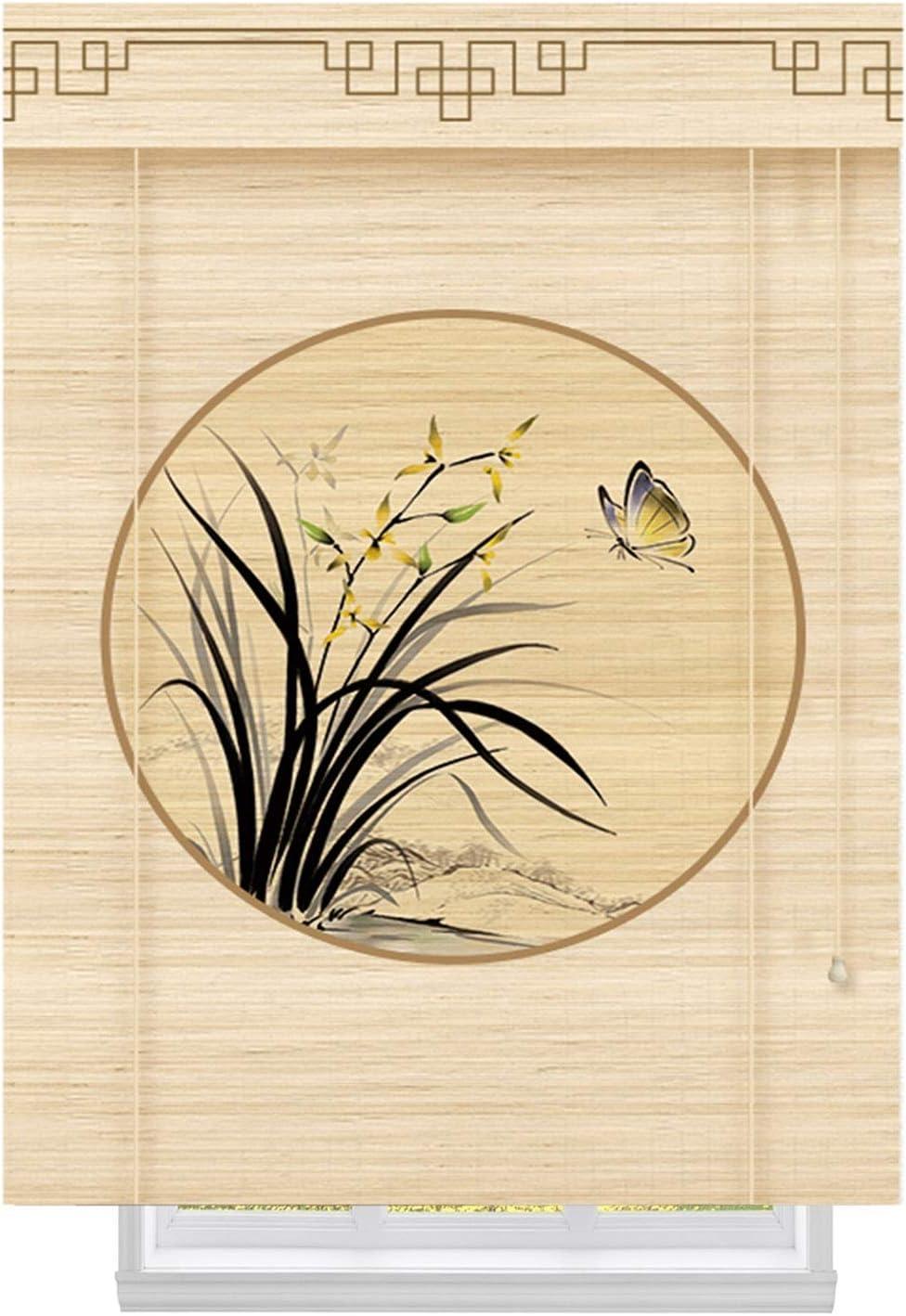 LIANGJUN Bamboo Curtain Roller Blind Window 3D Max 66% Ranking TOP7 OFF Pat Roman Shades
