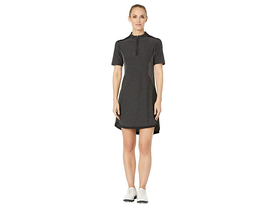 Nike Golf Zonal Cool Dress (Black/Black) Women