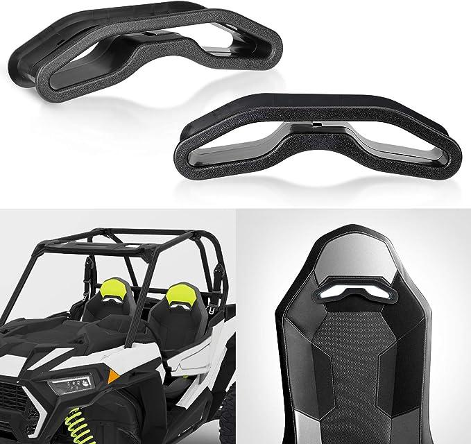 kemimoto RZR XP1000 900S 900XC 900 Trail /& XP1K 4 Seater Harness Pass-Through Bezel