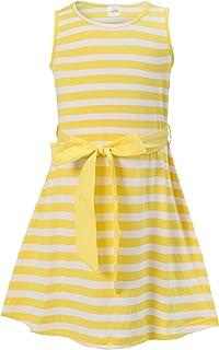 فستان نسائي صيفي بدون أكمام للفتيات من Bonny Billy