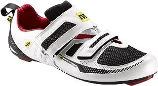 Mavic Tri Race Road Bike Shoes Gentlemen White/Black