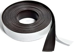 Zelfklevende magneetband, 3 m, zelfklevend, magnetisch tape voor spoorloze magnetisering van foto's, ansichtkaarten, prese...