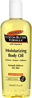 Palmer's Cocoa Butter Moisturizing Body Oil with Vitamin E | 8.5 Ounces