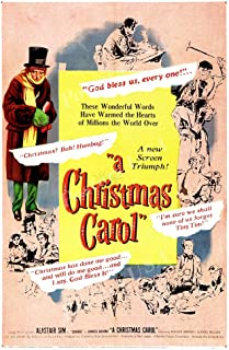 Posters USA A Christmas Carol Original Movie Poster GLOSSY FINISH - FIL701 (24