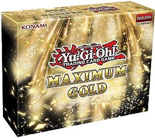 Yu-Gi-Oh! Maximum Gold Mini Box