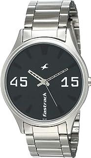 Fastrack Analog Black Dial Men's Watch-3229SM01 / 3229SM01