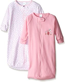 Spasilk Baby Newborn 100% Cotton Sleep Bag, O/S (21lbs)
