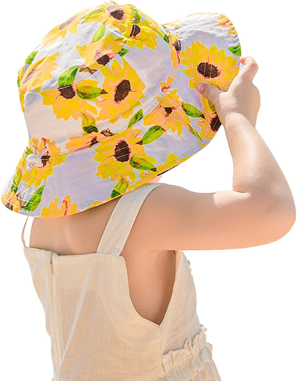 Longlasting Finally popular brand Kids Sun Hat Pro Cotton Max 52% OFF Buckets Baby
