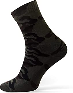 Calcetines Hombre Algodón Camo Camuflaje Militares 1 o 2 Pares Exterior Deportes HUNTING