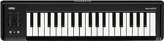 KORG 定番 USB MIDIキーボード microKEY2-37 音楽制作 DTM 省スペースで自宅制作に最適 すぐに始められるソフトウェアライセンス込み ダンパーペダル使用可 37鍵